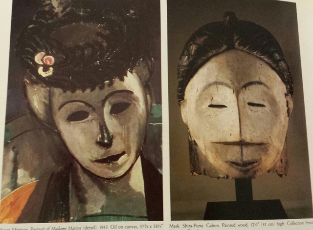 Primitivism in 20th Century Art: Affinity of the Tribal and the Arrogant 06