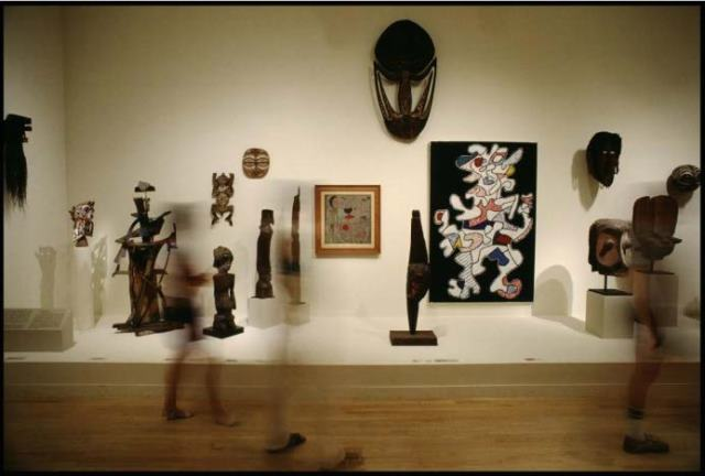 Primitivism in 20th Century Art: Affinity of the Tribal and the Arrogant 07